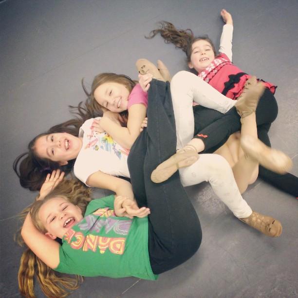 PMCD Irish dancers (2015)