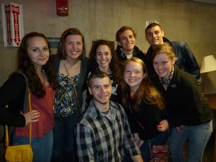 Fredonia High School students