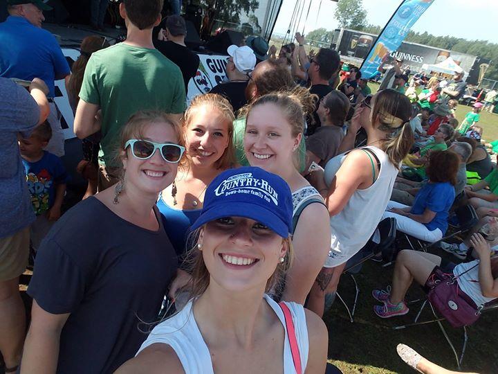 Thesis trip to the Buffalo Irish Festival