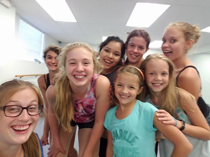 PMCD summer classes (2016)
