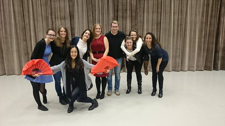 New Dancers Showcase (2015)