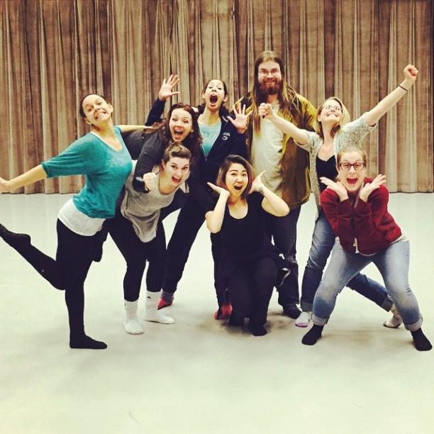 New Dancers Showcase (2014)
