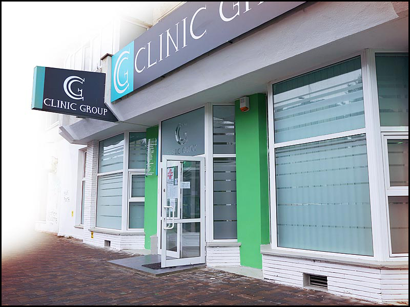 Logo Exterior Clinic Group