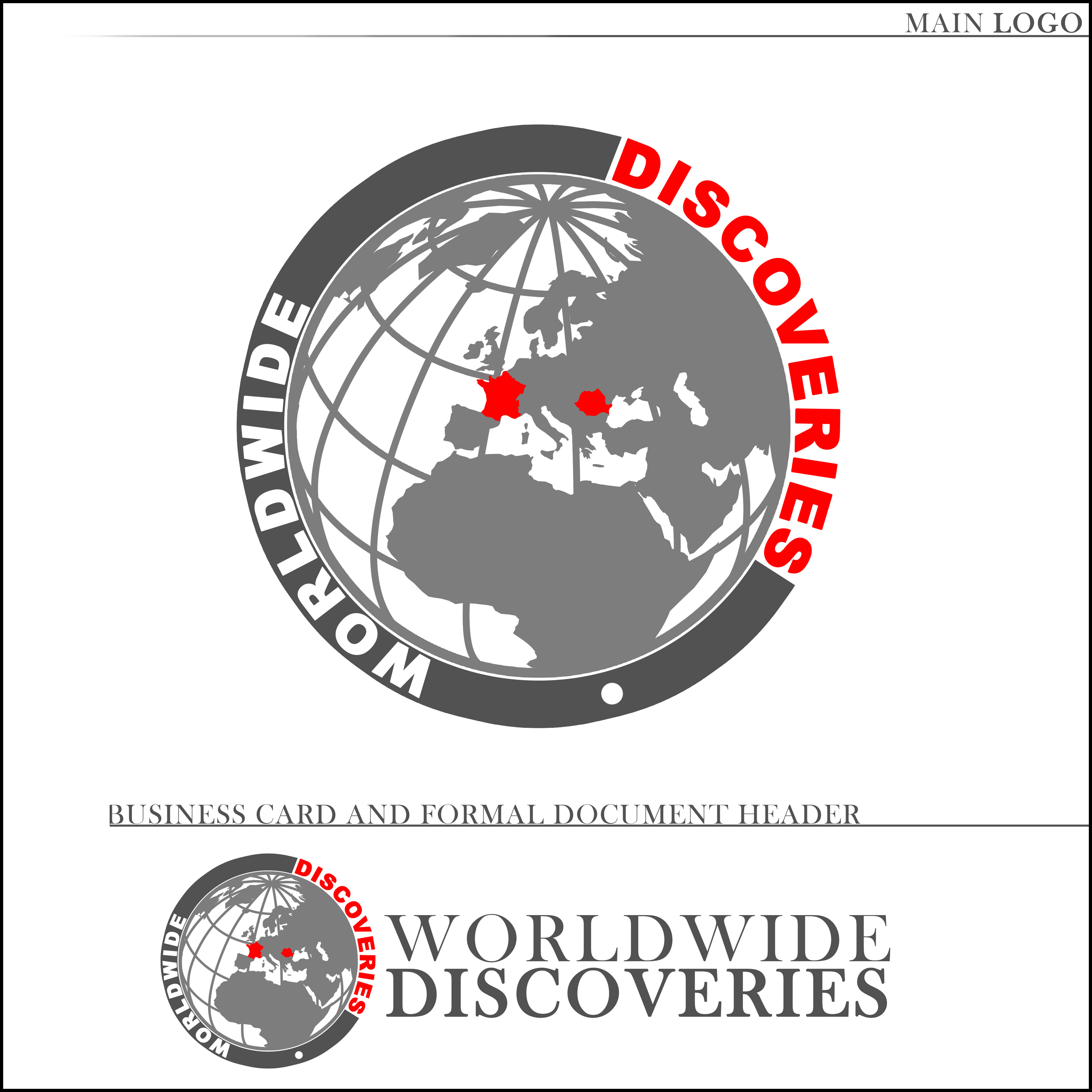 Worldwide Discoveries Logo