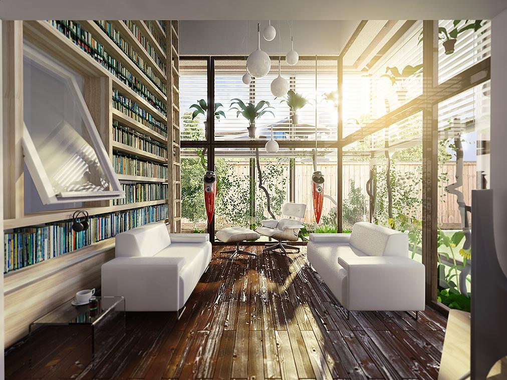 Living casa AT2