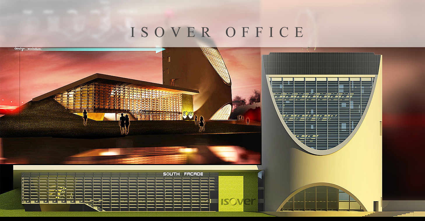 isover office