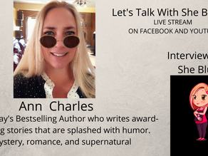 Let's Talk with Ann Charles