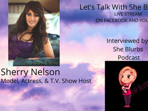 Let's Talk with Sherry Nelson