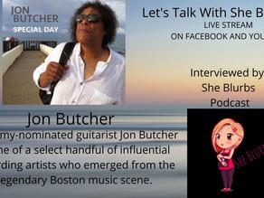 Let's Talk with Jon Butcher