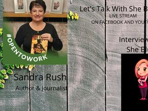 Let's Talk with Sandra Rush