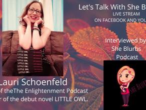 Let's Talk with Lauri Schoenfeld
