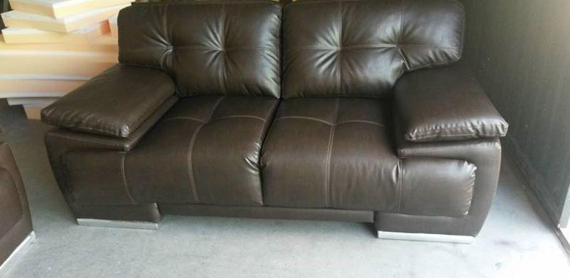Sofá couro ecológico
