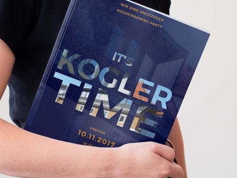 Flyer Katja kommt - Katja Kogler Agentur