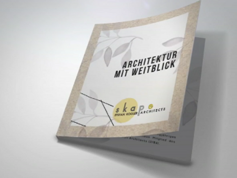 skape architects Imagebroschüre