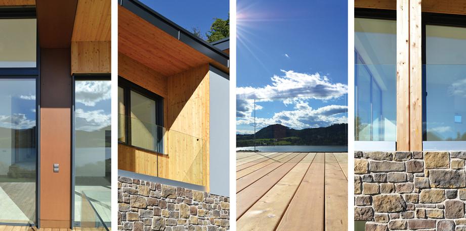 Haus am See | Projekt von skape architects Stefan Kogler | Fotograf Ferdinand Neumueller .jpg