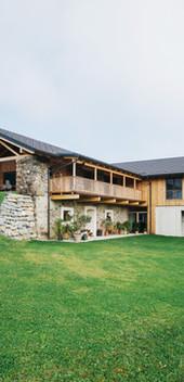 Gutshof Architektur | Sanierung historischer Immobilien | Architekt