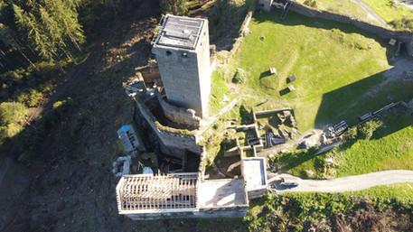 Ruine Liebenfels | skape architects | Stefan Kogler | skape architects .jpg
