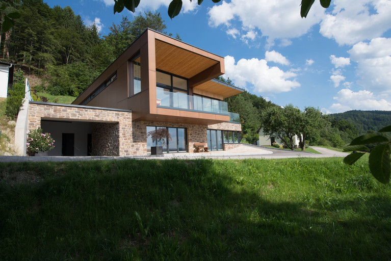 Haus am See   Projekt von skape architects Stefan Kogler   Fotograf Ferdinand Neumueller .jpg