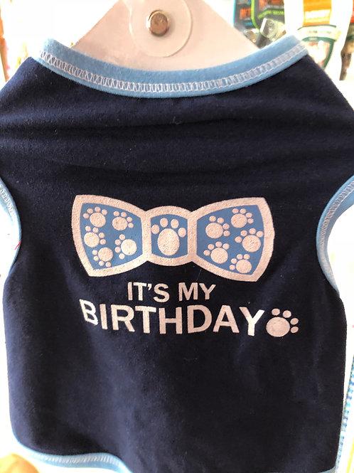 It's my birthday XS