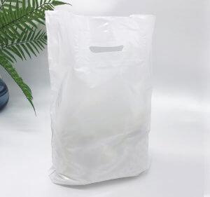 "Пакет ""Банан"", 30х40 см, 50 мкм, белый"
