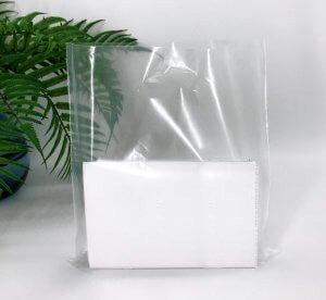 "Пакет ""Банан"", 30х30 см, 60 мкм, ПВД, прозрачный"