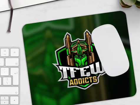 TFEW Addicts - Mouse Pad Giveaway