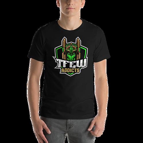 TFEW Addicts - Short-Sleeve Unisex T-Shirt