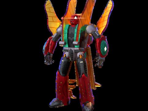New C.O.B.A.T. Bot - Tonbot