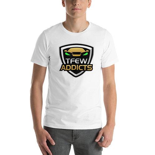 TFEW Addicts Logo2 T-Shirt