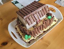 Refugee Camp Hut Cake Report