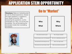 Marketing STEM Activity