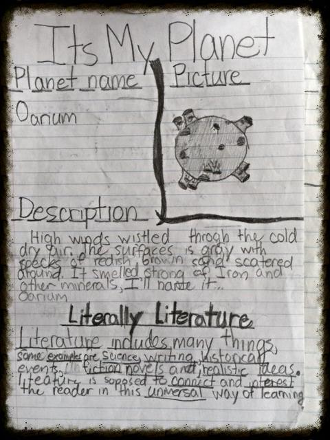 W.W.I.P. Student Example