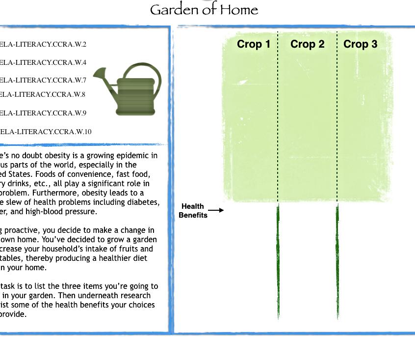 Garden of Home