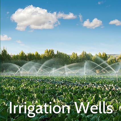 Irrigation Wells Virginia