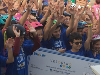 3 Cheers for The VelSano Trike & Bike Fundraiser
