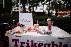 Trikeable Treats Features Velvet Ice Cre