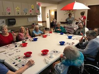 """Senior Communities say """"I scream you scream we all scream for Ice Cream"""""""