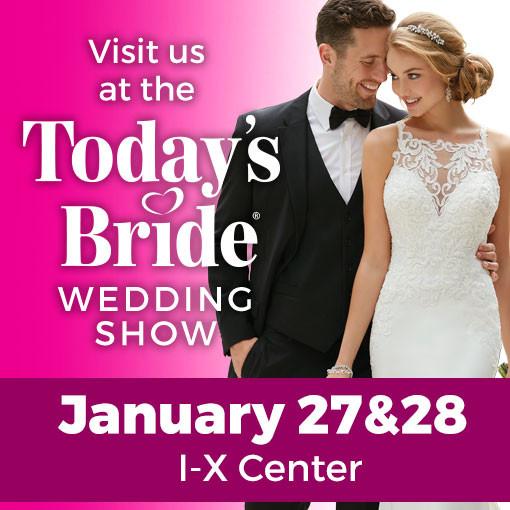 Today's Bride Wedding Show Jan 27&28