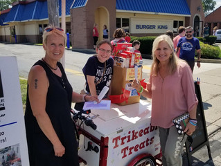 Popsicles help feed families