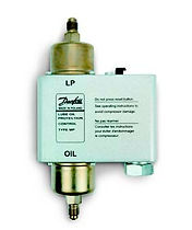 Danfoss Differential Pressure Controls MP 54, 55 and 55A