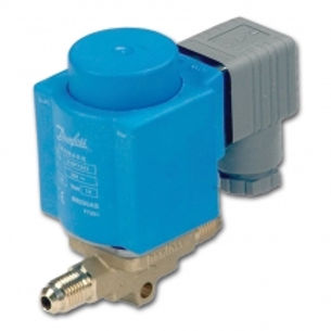 danfoss-flare-solenoid-valve-with-coil_0