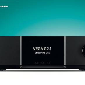Review: AURALiC Vega G2.1 Wins Editor's Choice