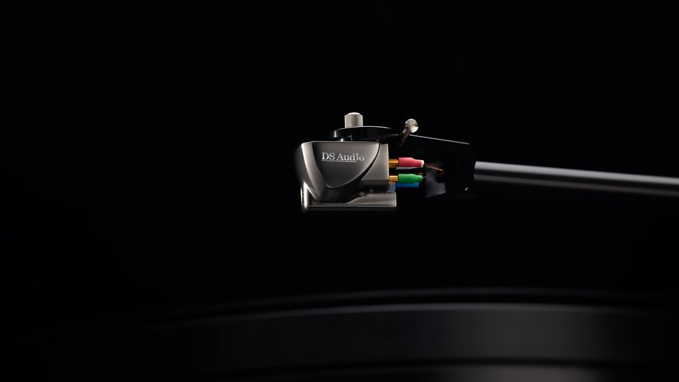 DS AUDIO GRANDMASTER OPTICAL CARTRIDGE WITH EQ
