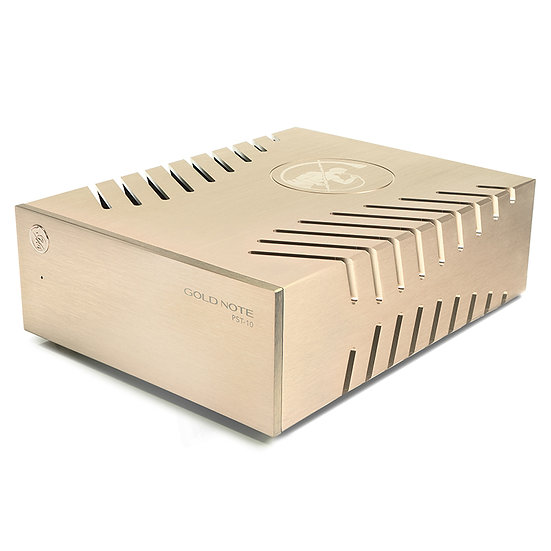 GOLD NOTE PST-10 EXTERNAL TURNTABLE POWER SUPPLY