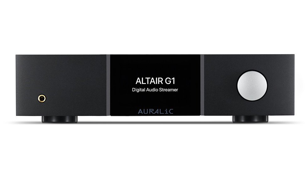 Auralic ALTAIR G1 Streaming DAC/PRE
