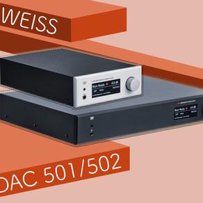 Weiss Update, DAC501 review + Interview (Eng/Polish)
