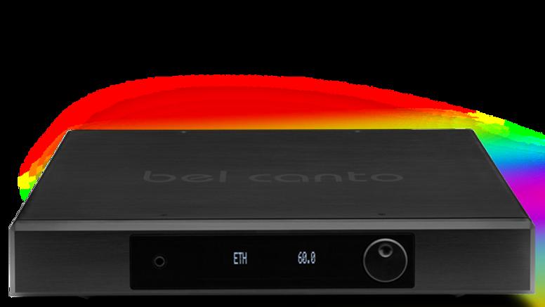 BEL CANTO e1X DAC/CONTROL PREAMP