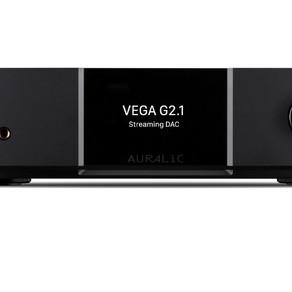 Review: AURALiC VEGA G2.1streaming DAC