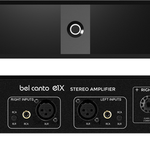Review: Bel Canto e1X power amplifier