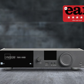 Review: Lyngdorf TDAI 3400 Integrated Amplifier